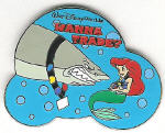 Ariel Look Out!!  Pin Sharks!!